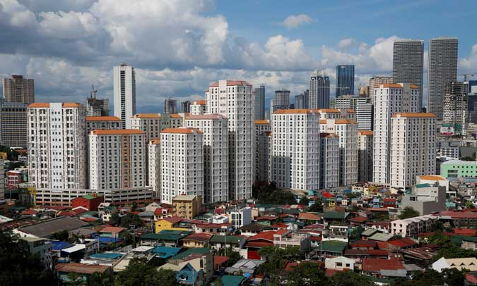 Philippine banks still at risk of continued property sector slump