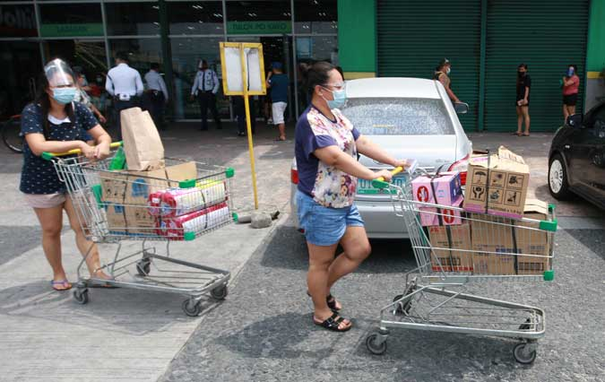 BSP sees inflation breaching target anew in April