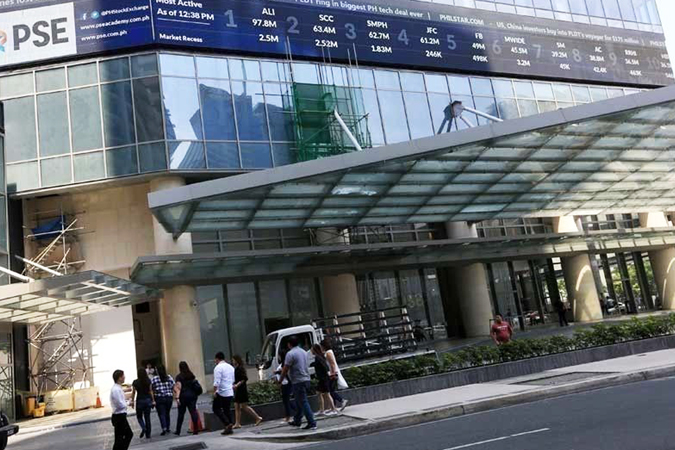 PSE index rises on hopes of economic recovery