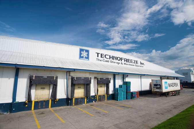 AyalaLand Logistics acquires cold storage facility Technofreeze