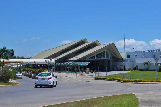 Davao City airport reopens to all types of flights