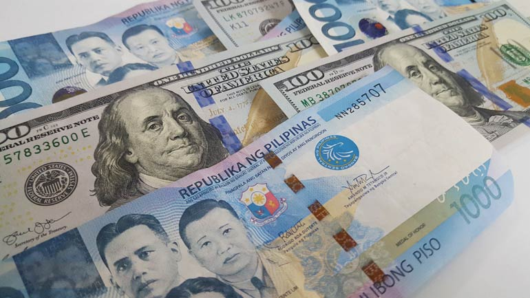 Peso climbs further as PHL unemployment rate eases