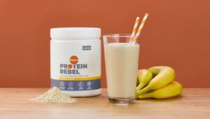 Made in Britain: Sports nutrition brand 'Protein Rebel'