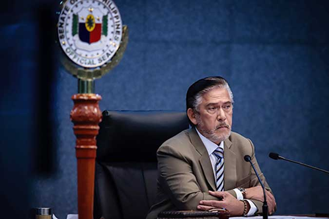 Senate leader eyes hearing on ivermectin