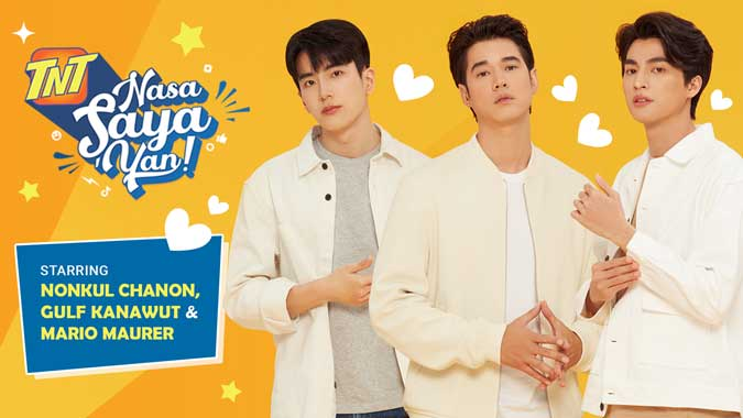 Thai superstars are the faces of TNT's latest campaign