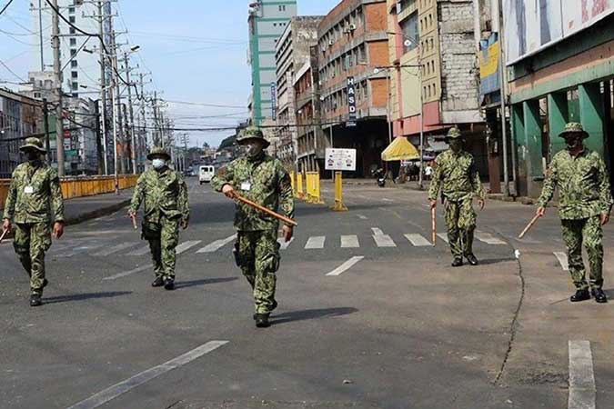 Duterte orders police to arrest mask violators