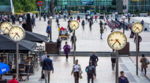 British workers fall behind with pay rises new report shows
