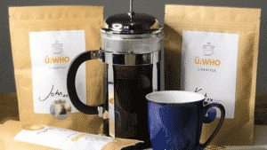 Made in Britain: Music-based coffee brand, ü:who