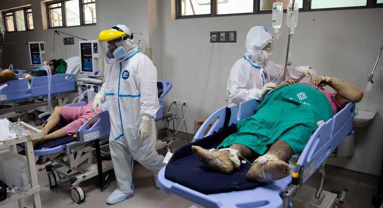 Philippine deaths from coronavirus top 24,000