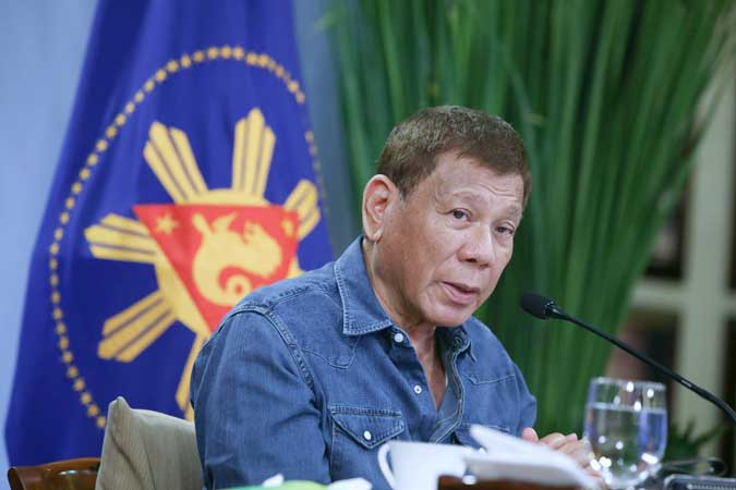 Duterte extends metro lockdown, India travel ban