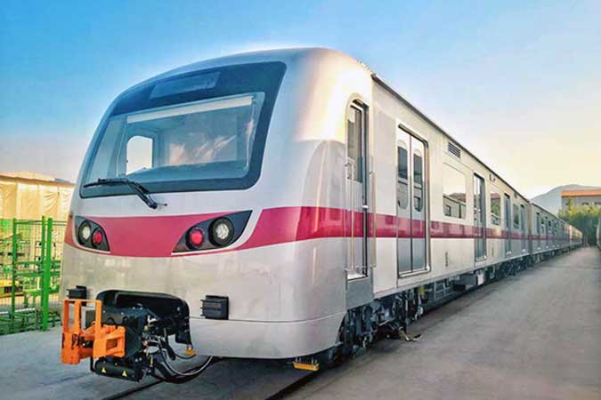 Delivery of MRT-7 train cars expected this year