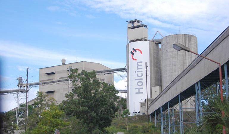 Holcim swings to profit as sales soar by 65%