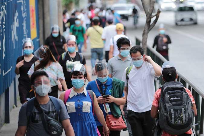 Metro Manila under strict lockdown to contain Delta variant