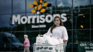 Morrisons warns driver shortage will raise prices