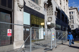 Ikea in talks to buy former Topshop flagship store