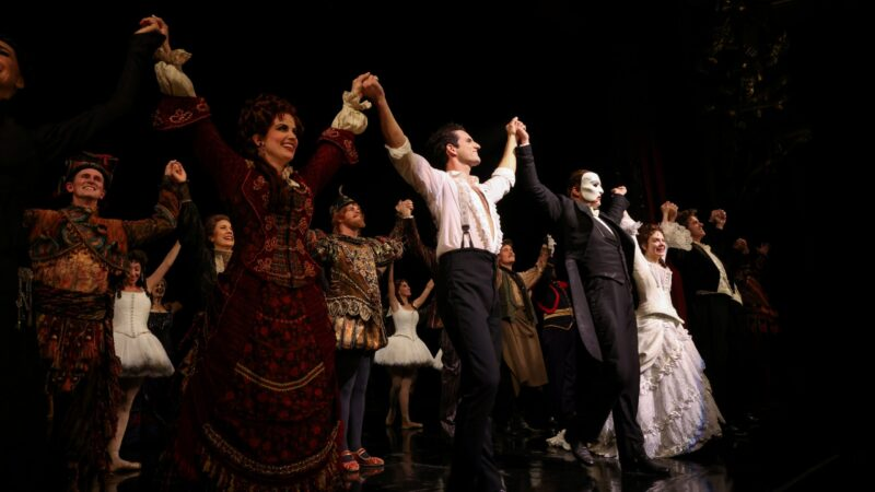 Broadway's Phantom of the Opera plots a cautious return to the stage