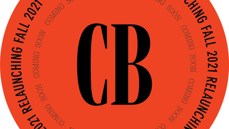 Coming Soon! CB's New Website Is Launching This Week