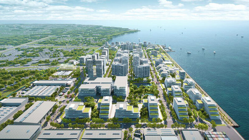 CLI aims to complete Cebu techno business park by 2025