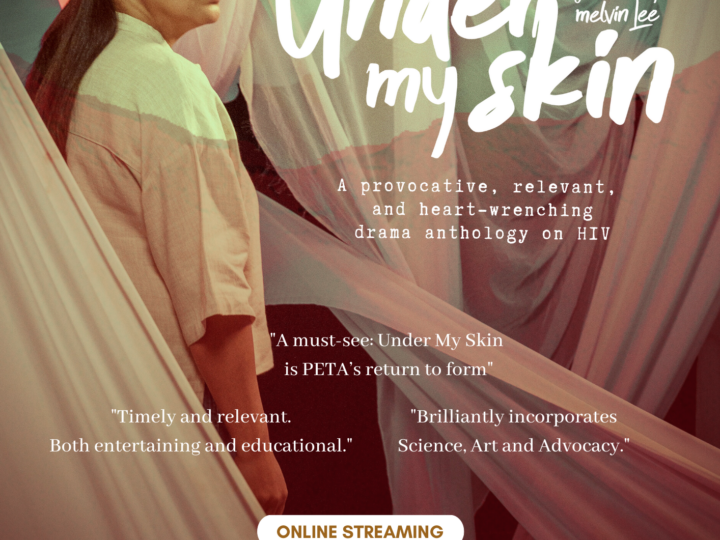 PETA presents online play about HIV