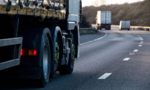 UK haulage industry tells PM to act on supply chains or face Christmas crisis