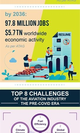 Top 8 Challenges of the Aviation Industry: The Pre-COVID Era